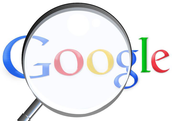 Converteren via de zoekresultaten in Google