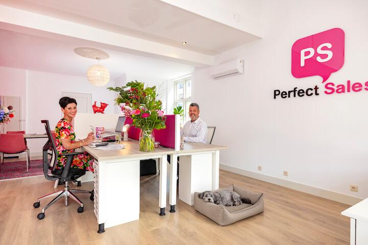 Perfect-Sales: nu ook offline op een A-locatie